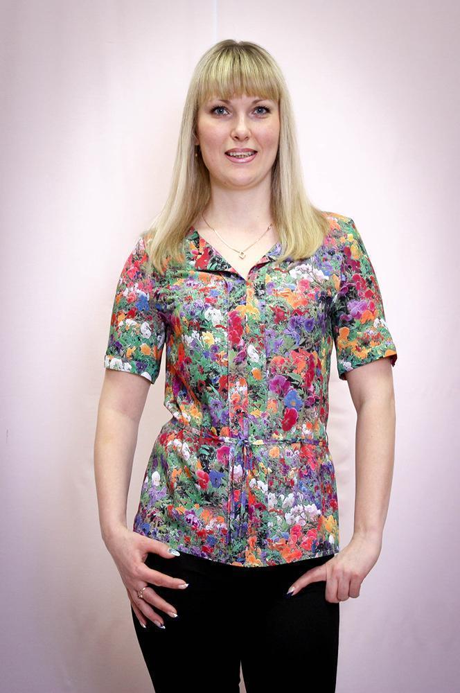 Блузки Для Женщин Оптом